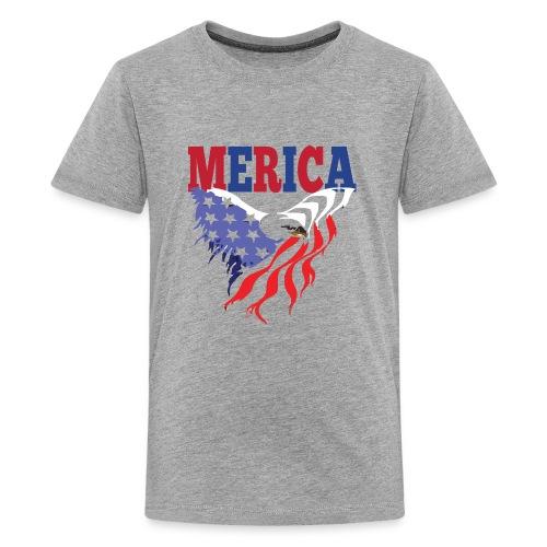 MERICA 4th of july t shirts old navy TSHIRT - Kids' Premium T-Shirt