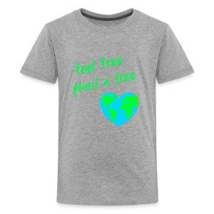 LOVE WORLD PLANET MOTHER EARTH HERAT - Kids' Premium T-Shirt