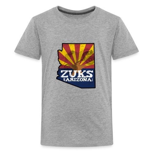 Zuks of Arizona Official Logo - Kids' Premium T-Shirt