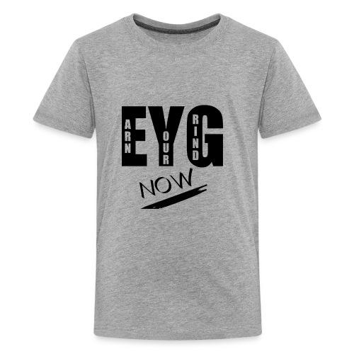 eygnow - Kids' Premium T-Shirt