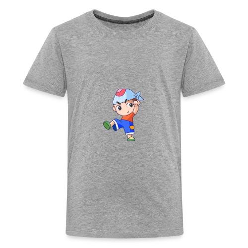 Yay! - Kids' Premium T-Shirt