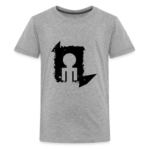 Black World - Kids' Premium T-Shirt