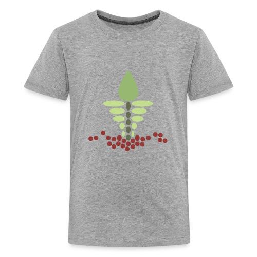 Growy Veggie - Kids' Premium T-Shirt