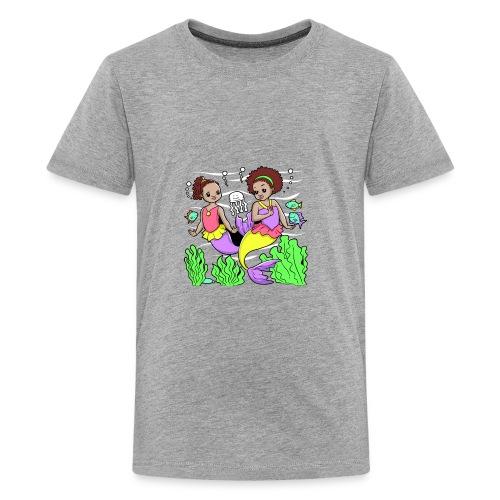 Mermaids - Kids' Premium T-Shirt