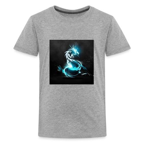 CrazyPlayz Official T-Shirt - Kids' Premium T-Shirt