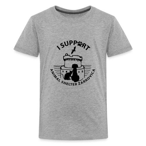 TshirtShelterZarkovicaDubrovnik - Kids' Premium T-Shirt