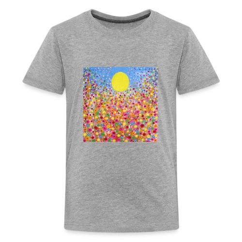 Wildflower Meadows - Kids' Premium T-Shirt