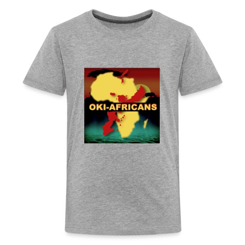 oki-africans - Kids' Premium T-Shirt