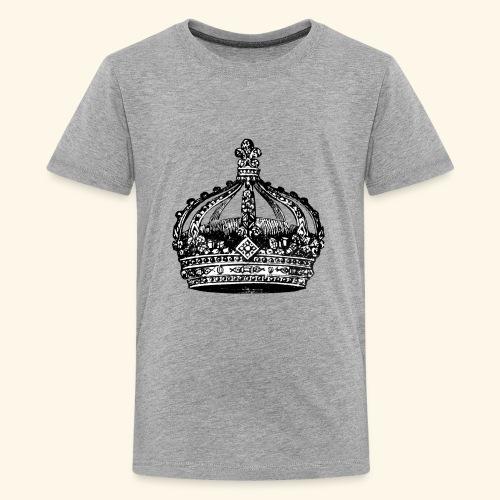 Movember 116 - T-shirt premium pour ados
