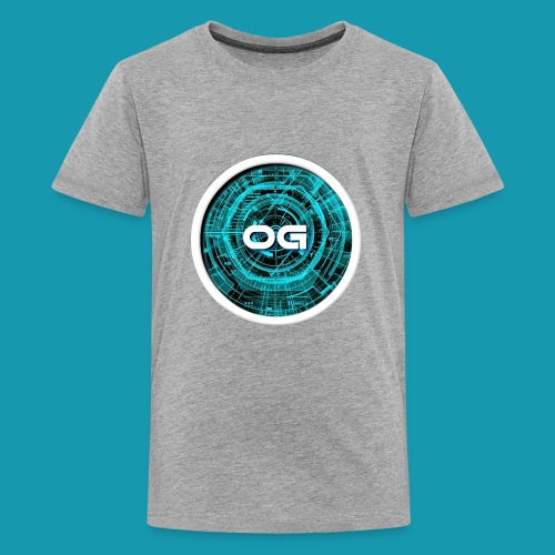 Overated gaming - Kids' Premium T-Shirt