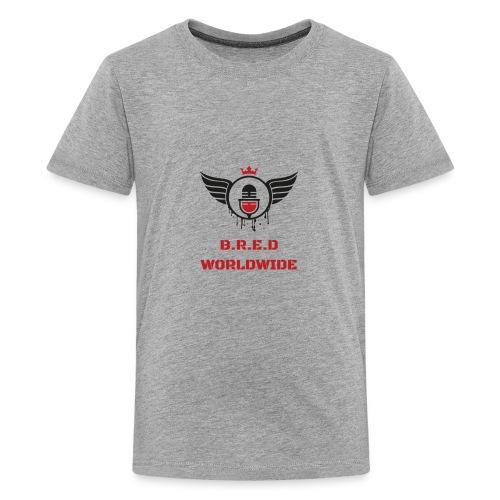 B.R.E.D WORLDWIDE TAKEOVER - Kids' Premium T-Shirt