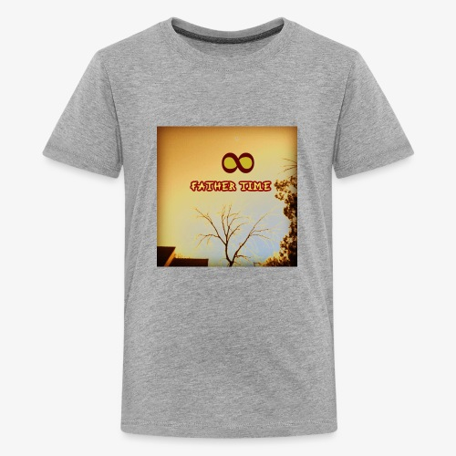 fathertime - Kids' Premium T-Shirt