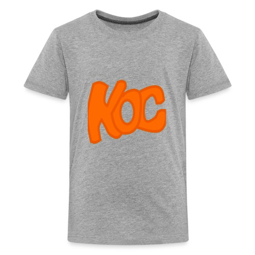 KingOfCookies Collection - Kids' Premium T-Shirt
