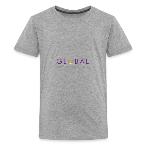Global Support Sisters - Kids' Premium T-Shirt