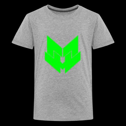 Matriix Media Kids Green - Kids' Premium T-Shirt
