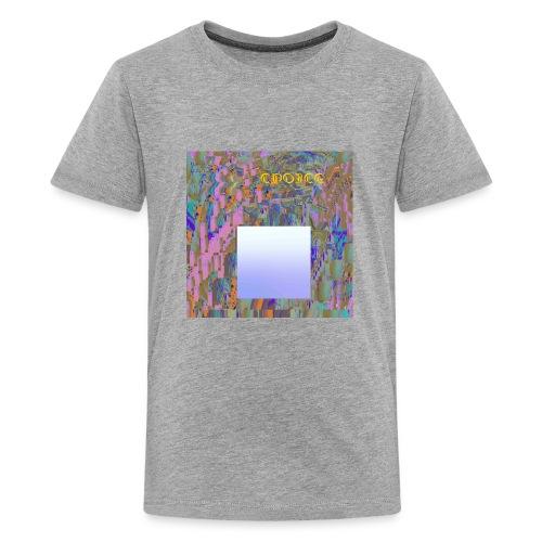 taking_the_bus - Kids' Premium T-Shirt