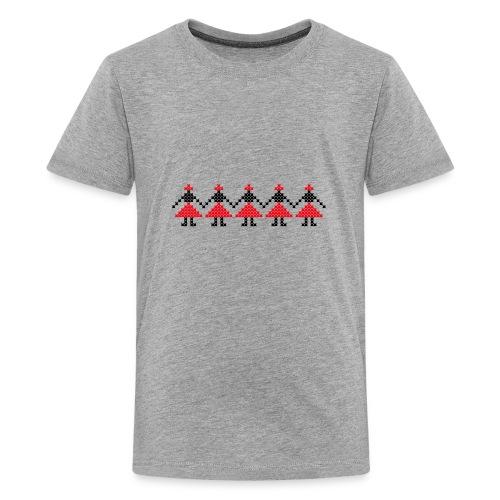 hora1 - Kids' Premium T-Shirt