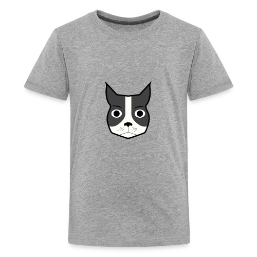 Boston Terrier - Kids' Premium T-Shirt