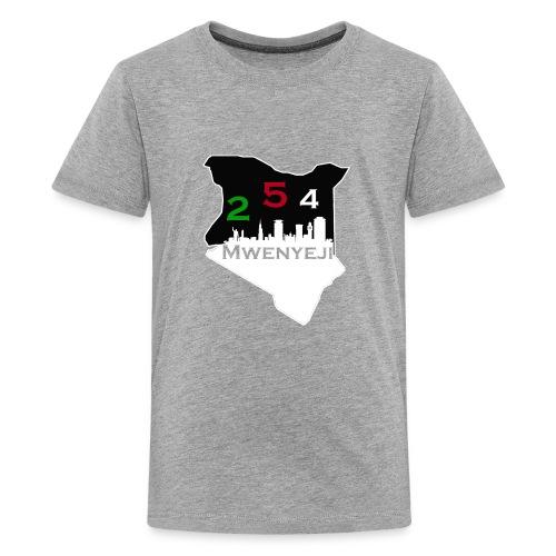 Mwenyeji Wa Kenya - Kids' Premium T-Shirt