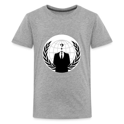Anonymous Hacker - Kids' Premium T-Shirt