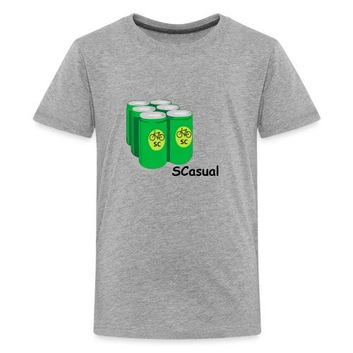 SCasual - Kids' Premium T-Shirt