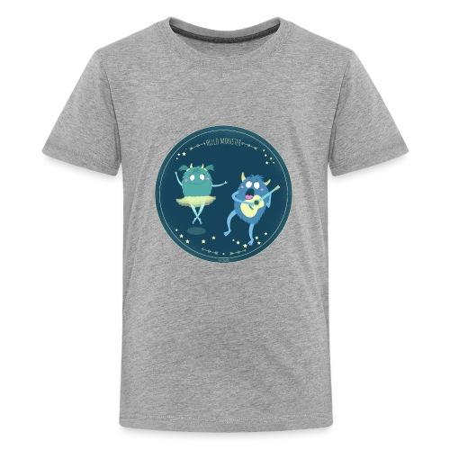 Celebrity monster couple - Kids' Premium T-Shirt
