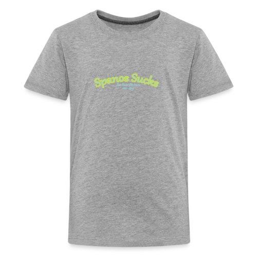 Spanos Sucks - Kids' Premium T-Shirt