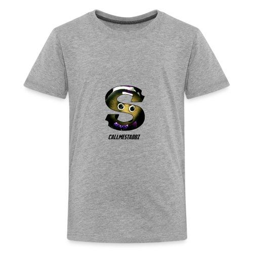 CallMeStabbzHD Logo - Kids' Premium T-Shirt