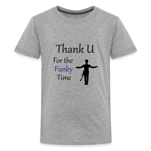 Prince - Darling Nikki Thank U for a Funky Time - Kids' Premium T-Shirt