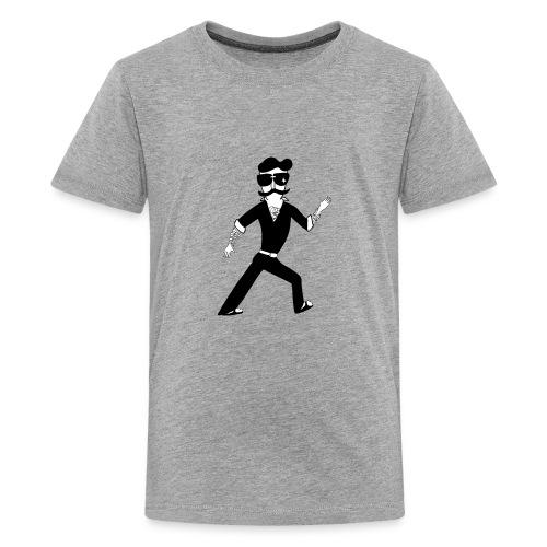 The Famous Mr Warrior - Kids' Premium T-Shirt