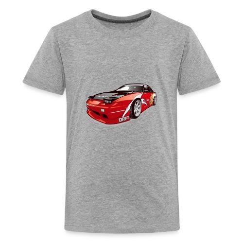 cars drift - Kids' Premium T-Shirt