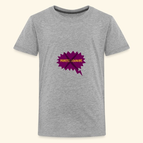 Princess Lishakins Corrected - Kids' Premium T-Shirt