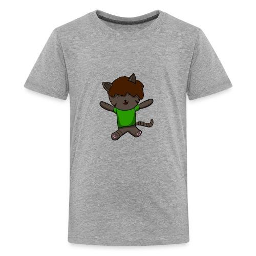 kitty ambuscade - Kids' Premium T-Shirt
