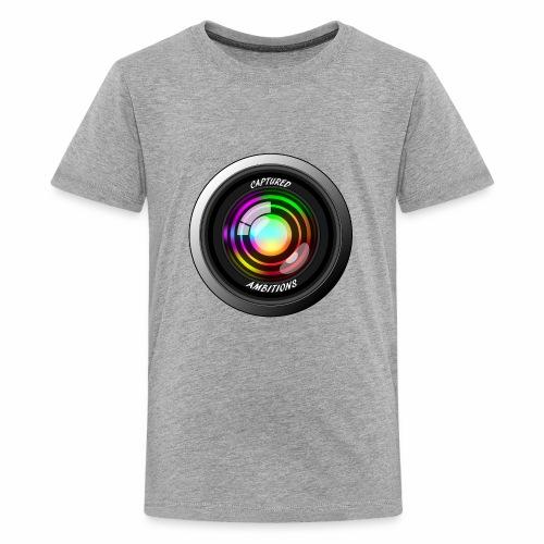 Captured Ambitions - Kids' Premium T-Shirt