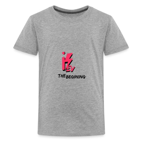 iKev: The Beginning - Kids' Premium T-Shirt