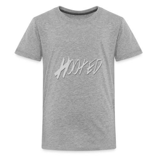 hooked - Kids' Premium T-Shirt
