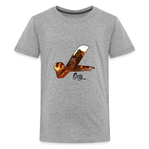 Ozzy vL Official Logo - Kids' Premium T-Shirt
