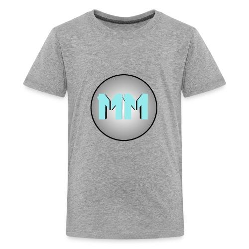 Maya Modeler logo - Kids' Premium T-Shirt