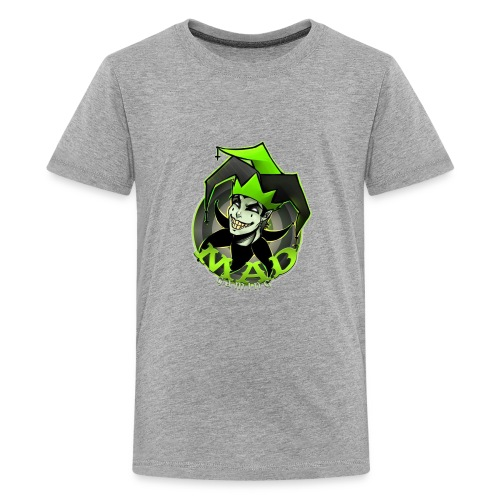 Mad Gaming T-Shirt - Kids' Premium T-Shirt
