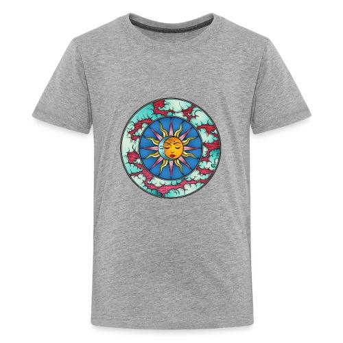 Moon Sun - Kids' Premium T-Shirt