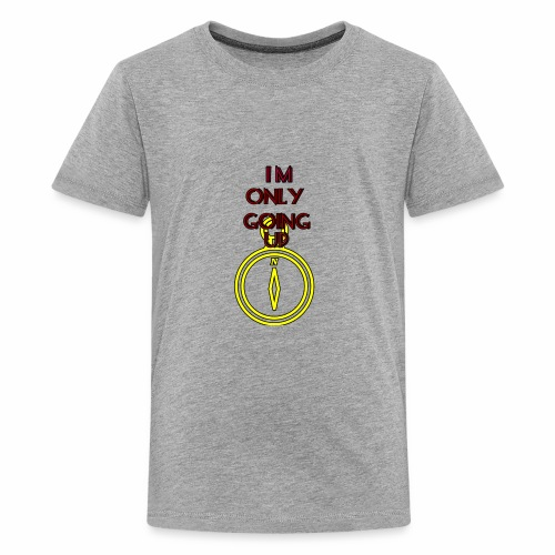 Im only going up - Kids' Premium T-Shirt