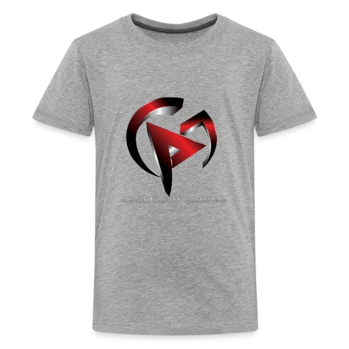 Ascendum Gaming Logo - Kids' Premium T-Shirt