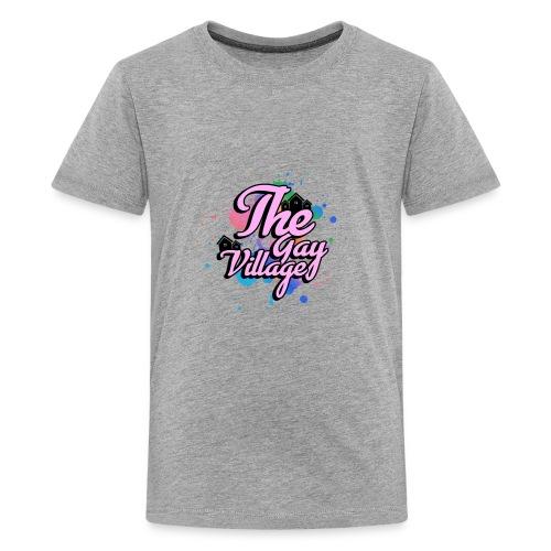TGV T-Shirt - Kids' Premium T-Shirt
