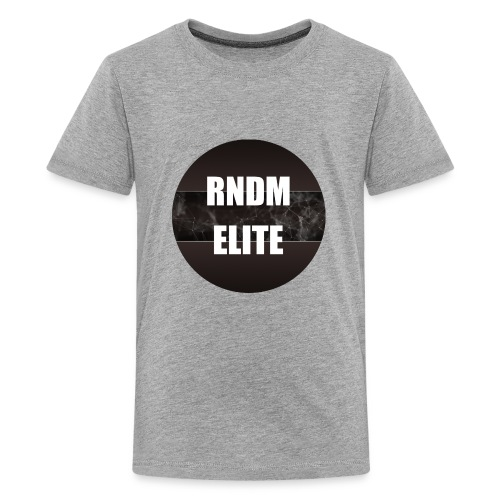 RNDM Elite logo - Kids' Premium T-Shirt