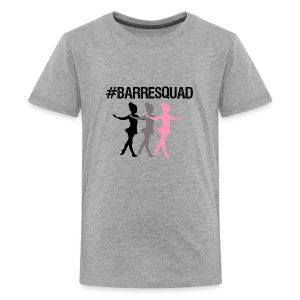 Barre Squad - Kids' Premium T-Shirt