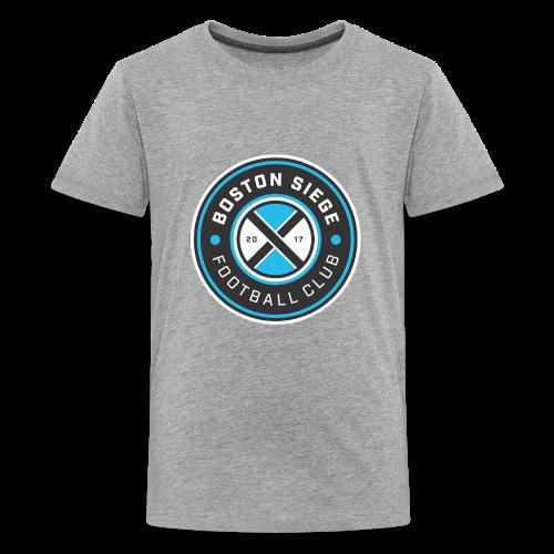 Siege Logo - Kids' Premium T-Shirt