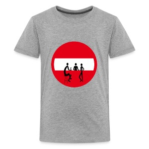 No entry pub - Kids' Premium T-Shirt
