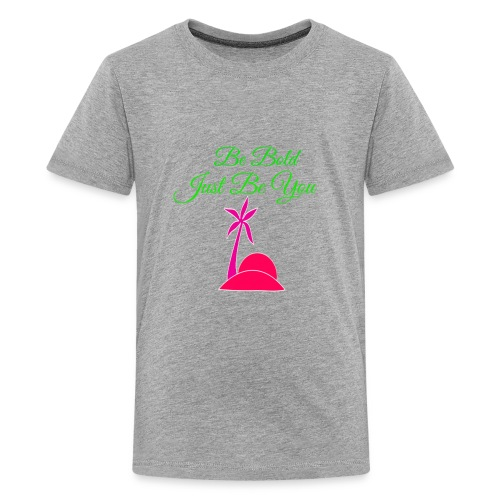 MyLogoArt20180419130239 4096x4096 - Kids' Premium T-Shirt