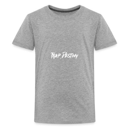 Trap Destiny Letters Merch - T-shirt premium pour ados