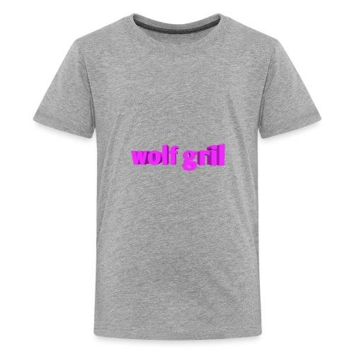 1524333017106 - Kids' Premium T-Shirt